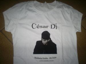 Camisetas César Di